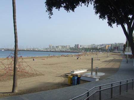 Playa Alcavaneras