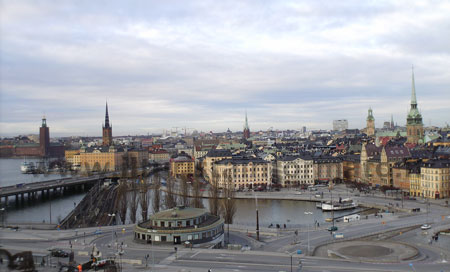 Stoccolma panorama
