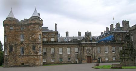 Edinburgo Palazzo Reale