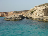malta spiagge foto
