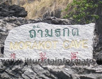 Morakot Cave Thailandia