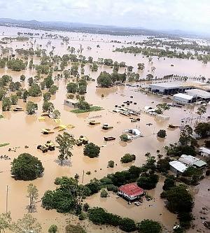 Queensland alluvione Australia