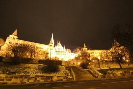 budapest la città