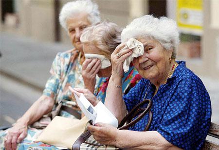 crociera per anziani