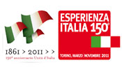 Logo Unione Italia 150