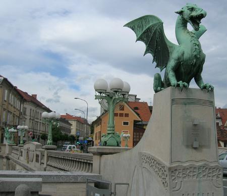 Ponte dei dragi