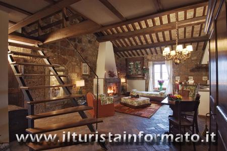 Castello di Proceno - Appartament La Loggia