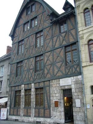 casa di Giovanna d'Arco