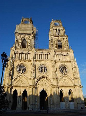 Cattedrale di Santa Croce a Orlèans