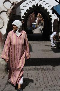 donna a Marrakech