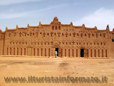 Burkina Faso moschea