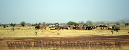 Burkina Faso paesaggio
