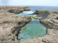 Capo Verde piscina naturale