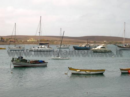 Capo Verde porto di Esparso