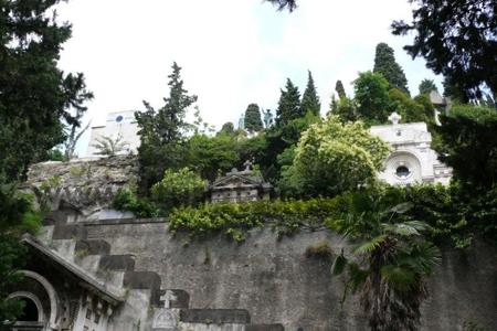 Genova cimitero monumentale