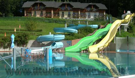 Terme di Snovik piscina