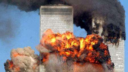 attentato alle torri gemelle 11 settembre 2001