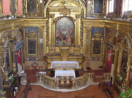 Chiesa della Croce Senigallia