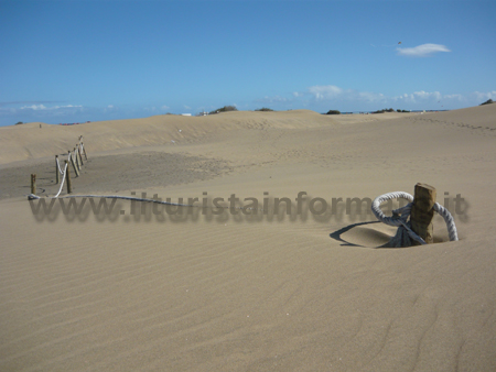 Dune di sabbia Maspalomas