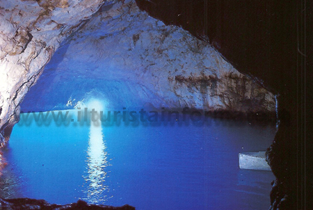 Isola di Dino Grotta Azzurra