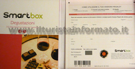 Pacchetto Smartbox Degustazione