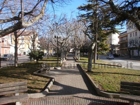 San Giovanni Rotondo Piazza Europa