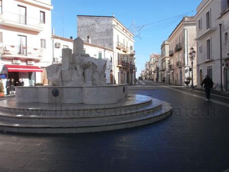 San Giovanni Rotondo Puglia centro città