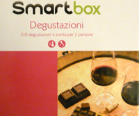 Smartbox degustazioni