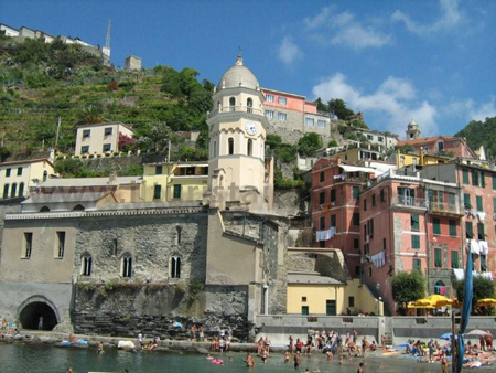 Vernazza paese