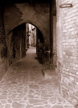 centro storico di Cetraro