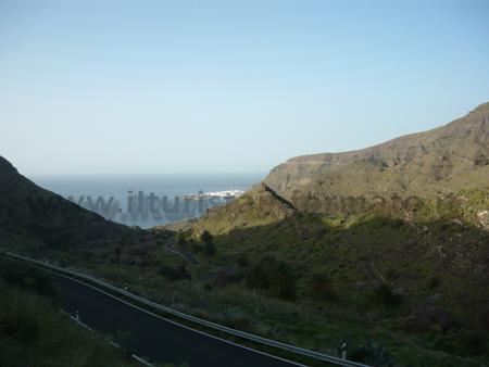 Strada panoramica Gran Canaria