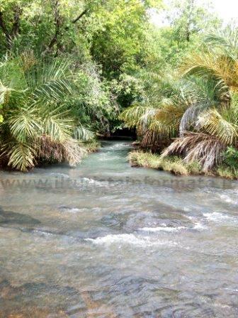 Cascate di Banfora - Piscina naturale