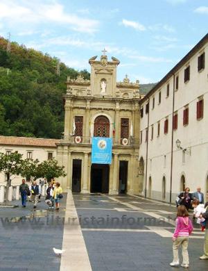 Paola - Santuario di San Francesco