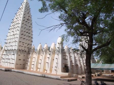 Moschea a Bobo Dioulasso