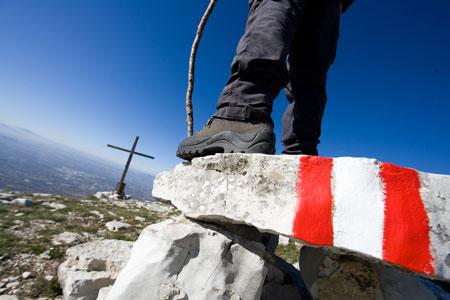vetta del Monte Subasio - Assisi
