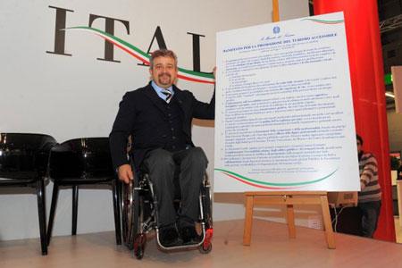 Roberto Vitali - presidente di Village4all