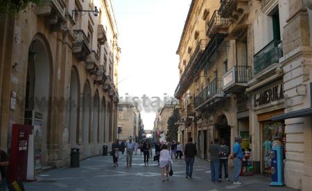 Valletta Republic Street - Malta