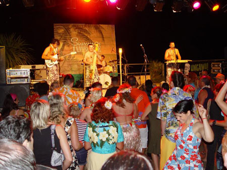 hawaian party Summer Jamboree