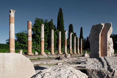 Aquileia resti archeologici