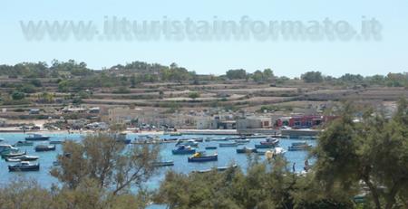 St Thomas Bay - sud di Malta