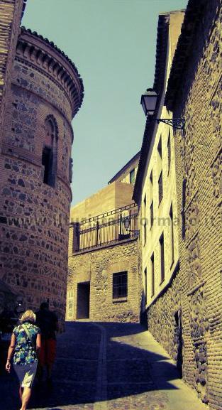 la città di Toledo