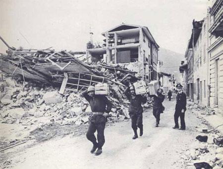 Terremoto del Friuli Venezia Giulia 1976