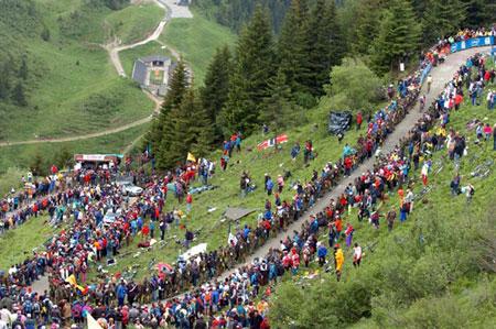 Zoncolan Giro d'Italia 2011