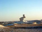 Egitto: le oasi ed il deserto bianco e nero
