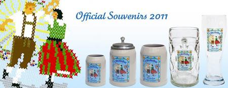 Official Souvenir Oktoberfest 2011