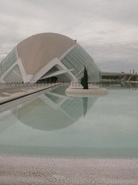 Valencia - Città delle Arti e della Scienza