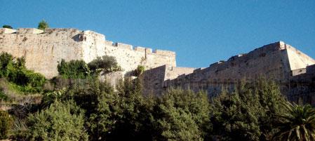 le fortezze Portoferraio