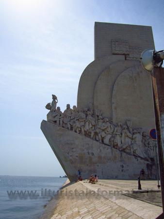 Monumento alle Scoperte - Padrão dos Decobrimentos