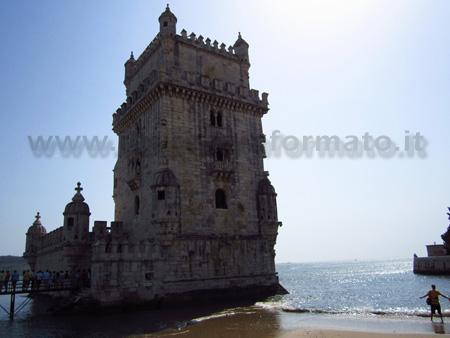Torre di Belem - esterno