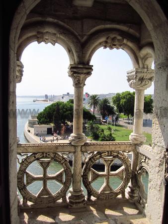 Torre di Belem - interno